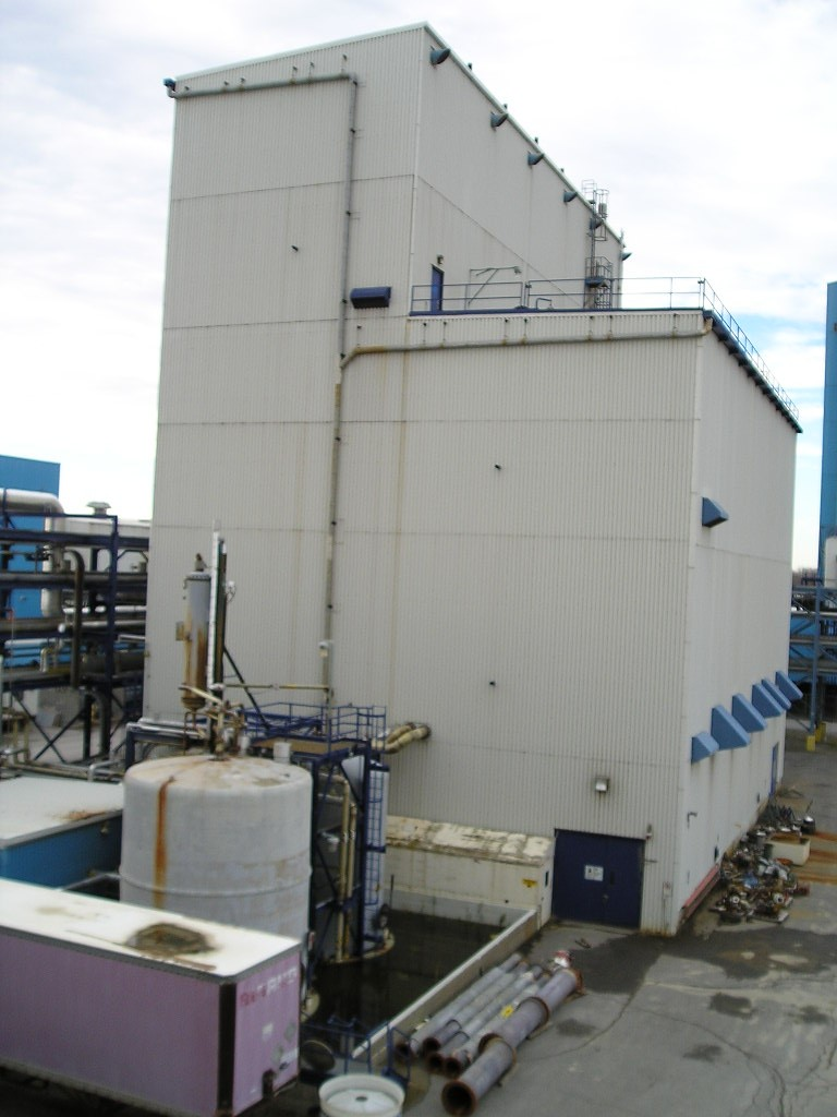 hcl synthesis plant