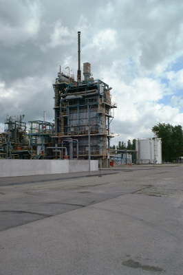 Complete hydrogen plant 4